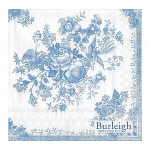 Burleigh - Napkins - Luncheon - Blue Asiatic Pheasants