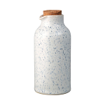 Denby Studio Blue Chalk Oil Bottle