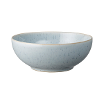 Denby Studio Blue Pebble Coupe Cereal Bowl