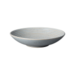 Denby Studio Blue Pebble Medium Ridged Bowl