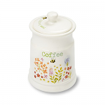 Cooksmart - Bee Happy Coffee Canister