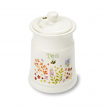 Cooksmart - Bee Happy Tea Canister
