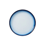 Denby Blue Haze Coupe Medium Plate