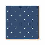 Katie Alice Vintage Indigo Premium Coasters - Set of 6
