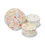 Cooksmart - Bee Happy Round Cake Tins - Set of 3