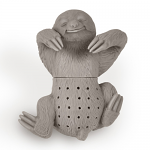 Fred the Sloth Silicone Slow Brew Loose Tea Leaf Infuser Strainer