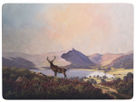 Highland Stag - Creative Tops 4 Large Premium Tablemats