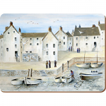 Cornish Harbour - Creative Tops 4 Large Premium Tablemats