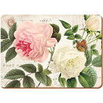 Rose Garden - Creative Tops 6 Premium Tablemats
