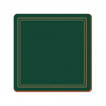 Classic Green - Creative Tops  6 Premium Coasters