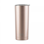 Built Double Walled Stainless Steel Tumbler 20oz 568ml Rose Gold
