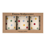 Emma Bridgewater Polka Dot - Tins - Set of 3 Caddies