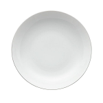 Rosenthal Thomas - Medaillon Platinum Band 2mm Deep Plate 19cm