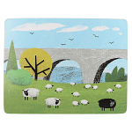 Woolly Mornings - Creative Tops 4 Large Premium Tablemats