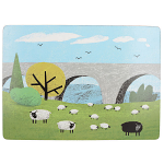 Woolly Mornings - Creative Tops 6 Premium Tablemats