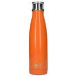 Built Double Walled Stainless Steel Water Bottle 17oz Orange