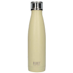 Built Double Walled Stainless Steel Water Bottle 17oz Vanilla