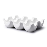 W M Bartleet & Sons Egg Dish 6 Egg Storage