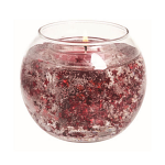 Stoneglow Candles Twinkle Twinkle Nutmeg, Ginger & Spice Fishbowl