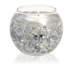 Stoneglow Candles Twinkle Twinkle Frosted Woods Fishbowl