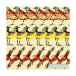 Emma Bridgewater - Napkins - Luncheon - British Birds