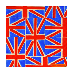 Emma Bridgewater - Napkins - Luncheon - Union Jack