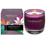 Stoneglow Candles Harmony - Vetiver & Citrus Tea - Tumbler
