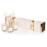 Stoneglow Candles Cinnamon & Orange Cracker Gift Set