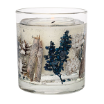 Stoneglow Candles Vetivert & Blue Spruce Natural Wax Tumbler