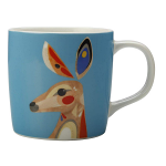 Maxwell & Williams Pete Cromer Mug - Kangaroo 375ml