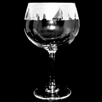 Animo Glass - All at Sea Boat Yacht Gin Balloon Glass