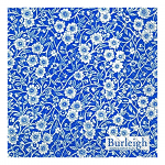 Burleigh - Napkins - Luncheon - Blue Calico
