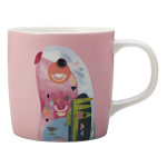 Maxwell & Williams Pete Cromer Mug - Parrot 375ml
