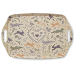 Cooksmart - Woodland Melamine Tray - Large