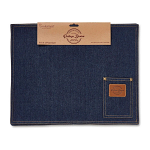 Cooksmart - Oxford Vintage Denim Placemats - Set of 2