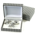 3 Piece Tool Box Cufflinks