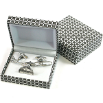 3 Piece Office Cufflinks