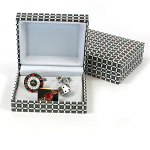 3 Piece Casino Cufflinks