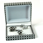 3 Piece Dog Cufflinks