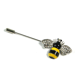 Scarf Pin / Glasses Holder - Bee