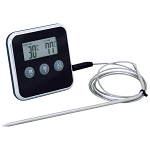 Eddingtons Digital Kitchen Timer with Meat Thermometer