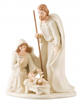 Belleek Living Classic Christmas - Nativity Family - Large