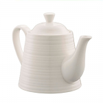 Belleek Living Ripple Tea for One Small Teapot