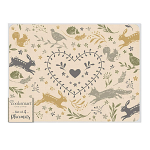 Cooksmart - Woodland Placemats - Set of 4