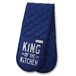 Cooksmart - King of the Kitchen Double Oven Gloves