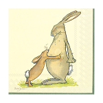Anita Jeram - Napkins - Luncheon - You are the Best