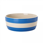 Cornishware - Cornish Blue - Dog Bowl with 2 Stripes