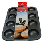 Eddingtons Traditional 12 Hole Mince Pie or Jam Tart Tin