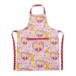 Cooksmart Kids Cotton Apron - Princess Cupcake