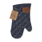 Cooksmart Oxford Vintage Denim Gauntlet